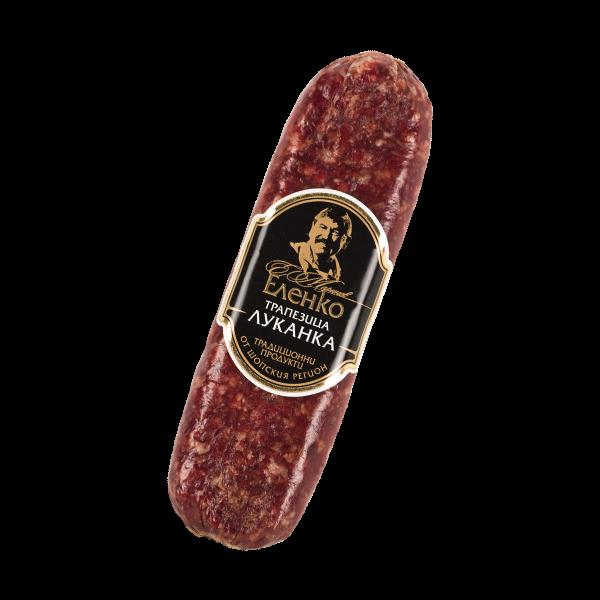Trapezitsa lukanka flat sausage